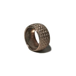anello marrone Borsari gioielli
