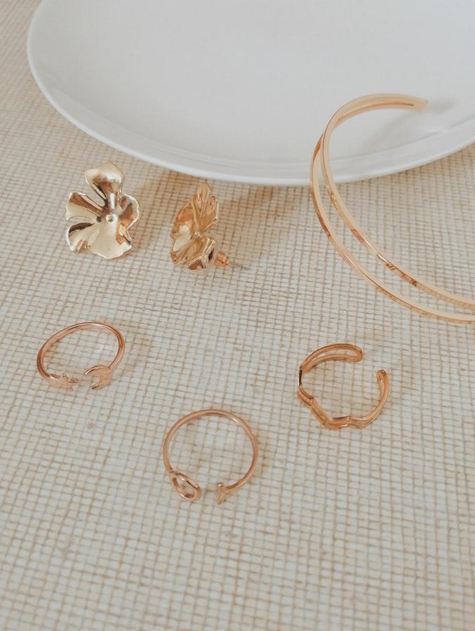 gioielli in oro come pulirli