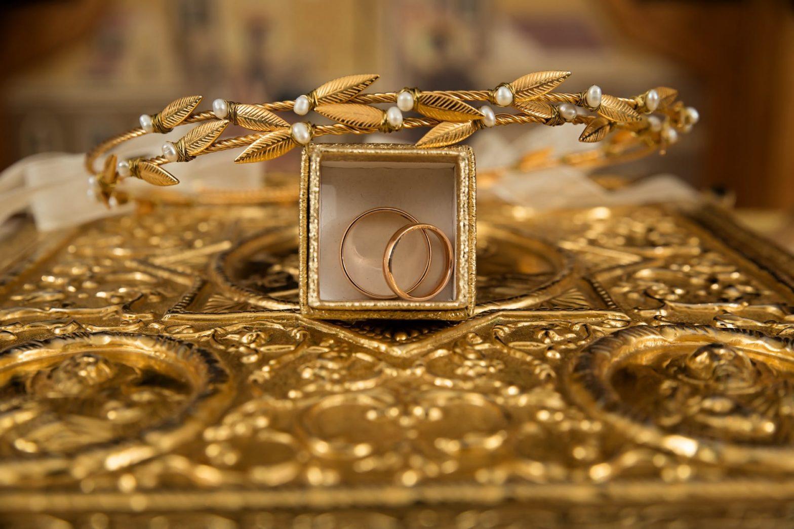 pulire i gioielli in oro