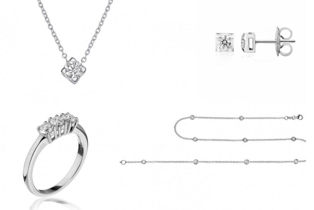 diamante regalo per Natale