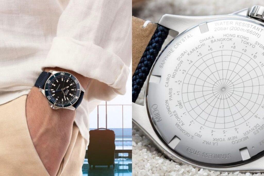orologio Mido Ocean Star Blue