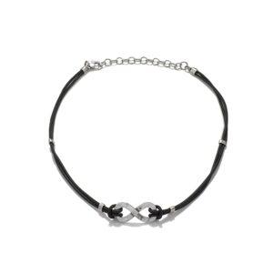 collana con simbolo Infinito
